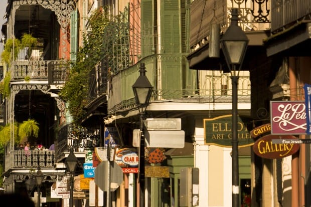 Art & Antiques in New Orleans