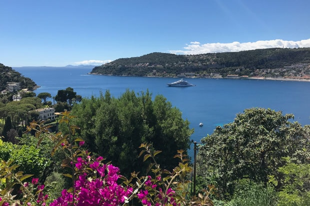 The French Riviera. Courtesy Indagare