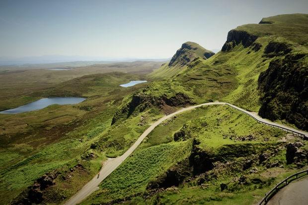 Isle of Skye, Scottish Highlands, Courtesy George Hiles