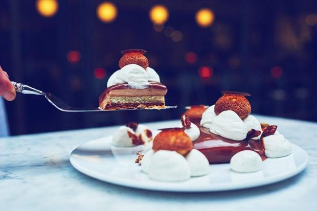 Dessert at Bon Temps, Courtesy Sierra Prescott