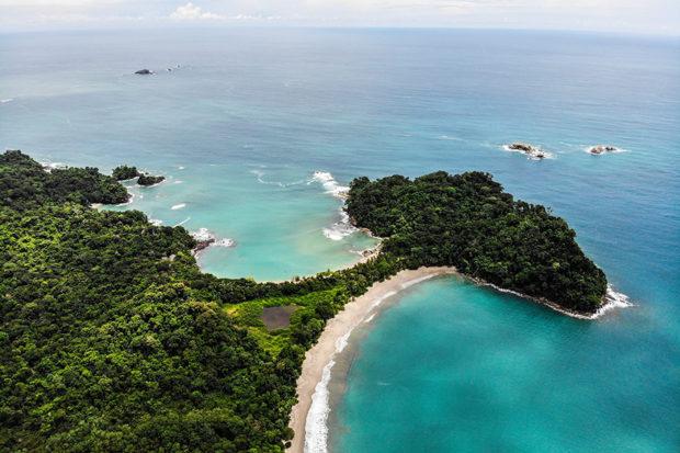 Playa Manuel Antonio on Costa Rica's Pacific Coast. Courtesy Atanas Malamov