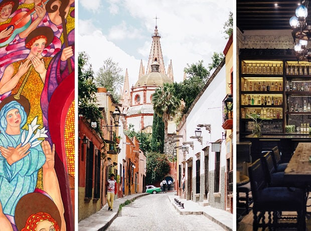 The Perfect Long Weekend in San Miguel de Allende, Mexico