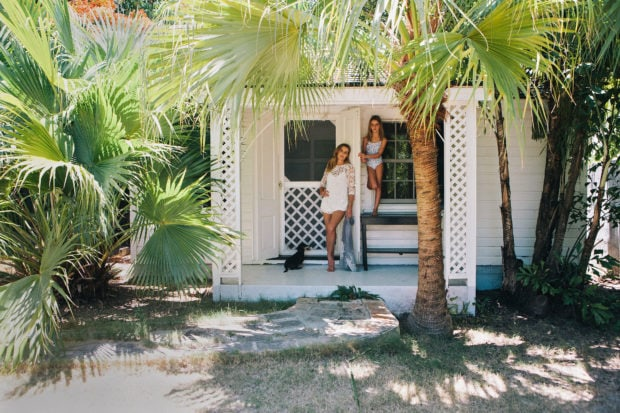India Hicks in the Bahamas. Photo by Brittan Goetz courtesy India Hicks