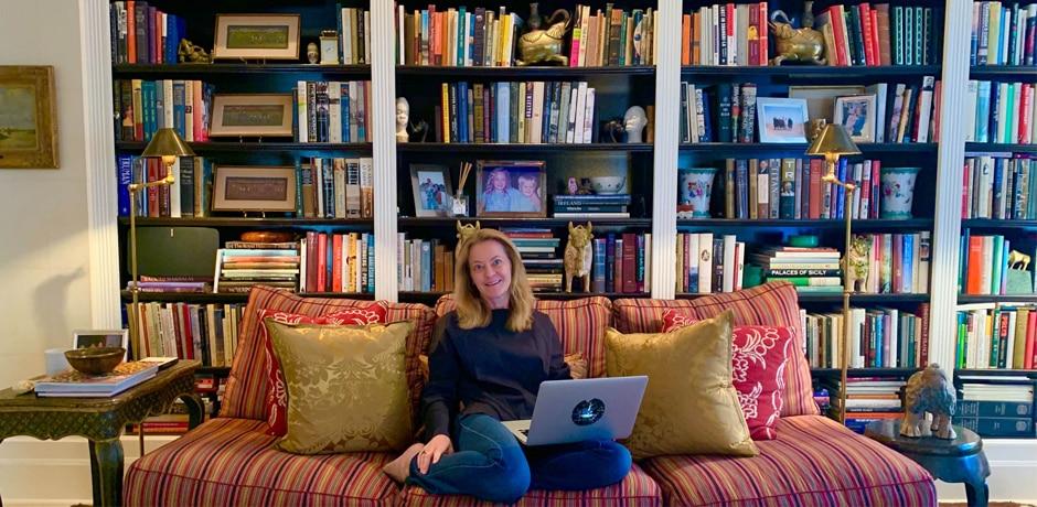 Melissa Biggs Bradley On Staying Home in the Age of Coronavirus