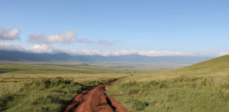 Tanzania horizon, Courtesy Indagare's Lizzie Eberhart