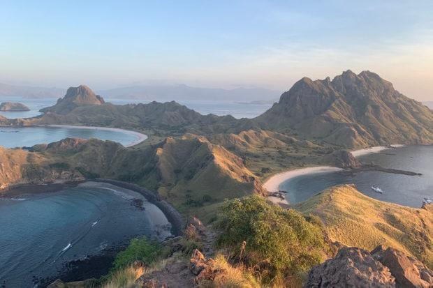Padar Island, Indonesia. Courtesy Indagare