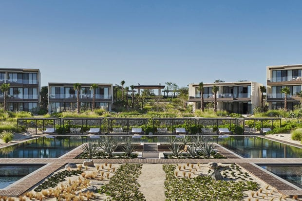 The new Four Seasons Los Cabos. Courtesy Four Seasons