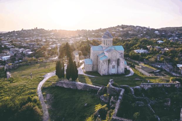 Bagrati Cathedral in Kutaisi, Georgia. Courtesy Tomáš Malík.