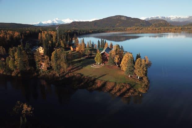 Tordrillo Mountain Lodge
