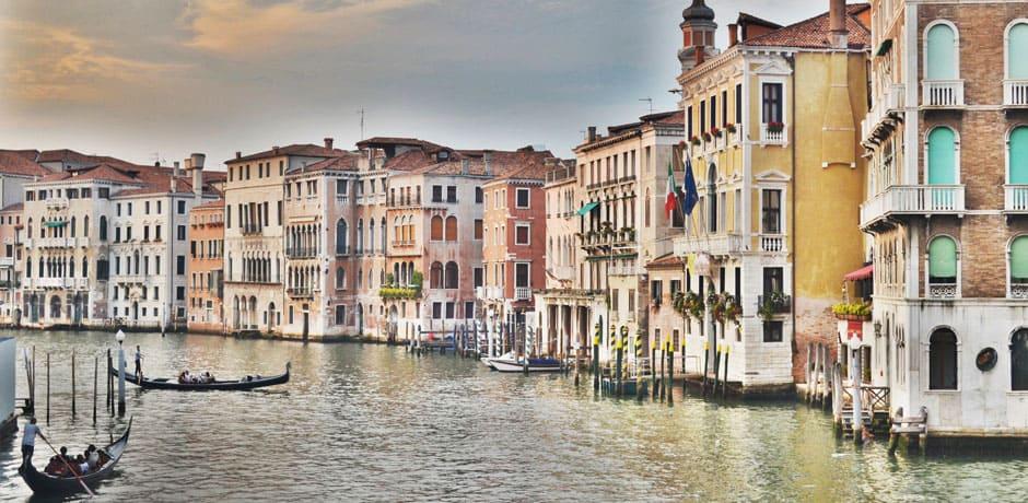 Venice, Italy, Courtesy GukHwa Jang