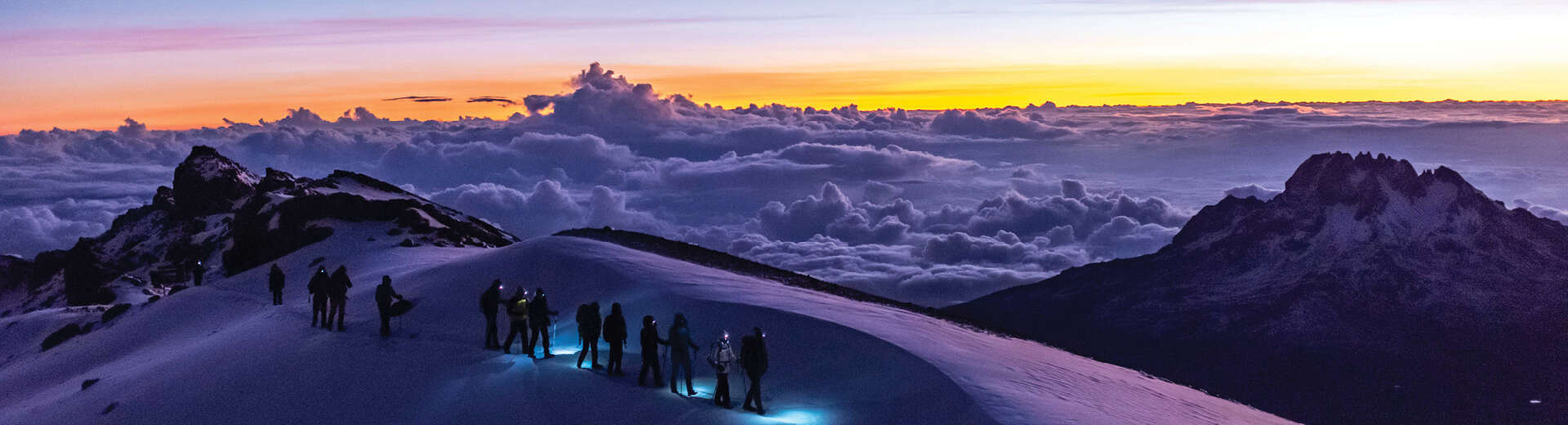 Kilimanjaro insider journey summit