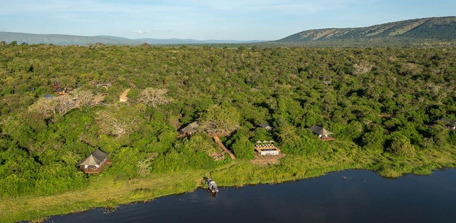 Courtesy Magashi Lodge, Rwanda