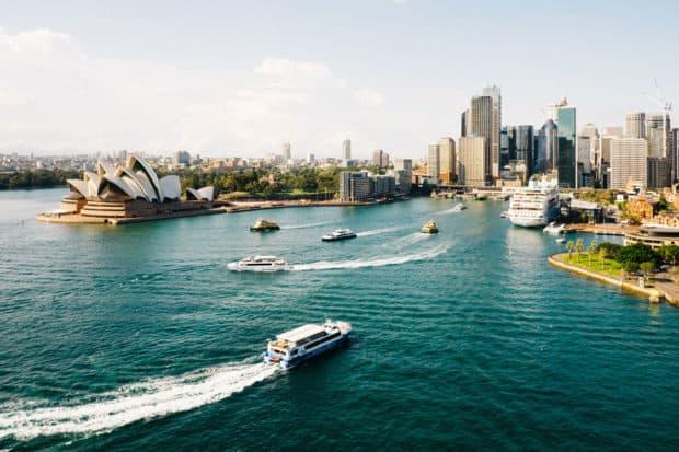 Sydney, Australia, Courtesy Dan Freeman