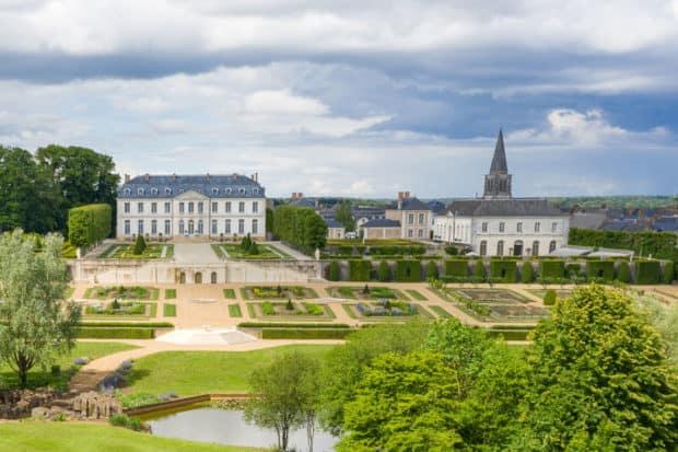 Hotel Château du Grand-Lucé, Courtesy Adam Lynk