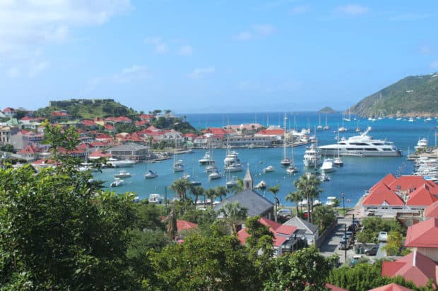 Gustavia, St. Barth's. Courtesy Indagare.