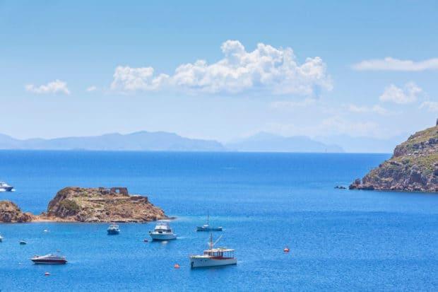 Courtesy Petra Hotel & Suites, Patmos, Greece