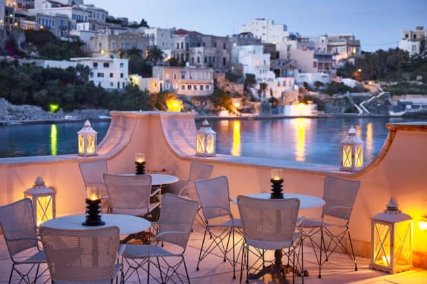 Courtesy Hotel Ploes, Syros, Greece
