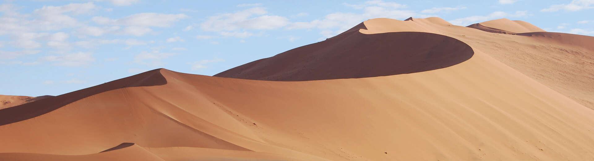 namibia sand dunes