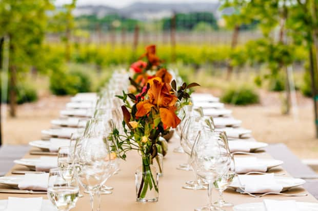 Wining and Dining with Howie Kahn in Napa Valley