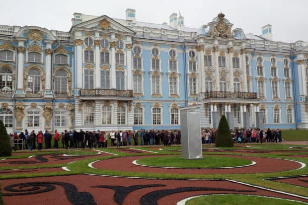 On our October Insider Journey to St. Petersburg, travelers will have the chance to skip the line for VIP entrance to Catherine Palace, with an invitation to privately tour the Amber Room workshops.