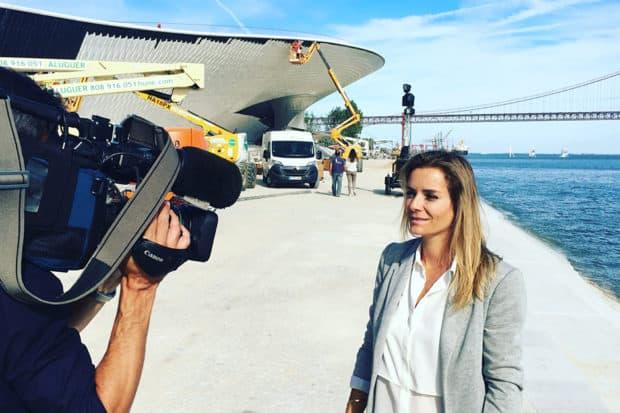 Veronica de Mello reporting in Lisbon.
