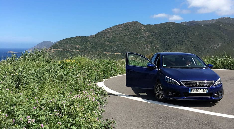 Corsica's Best Road Trips