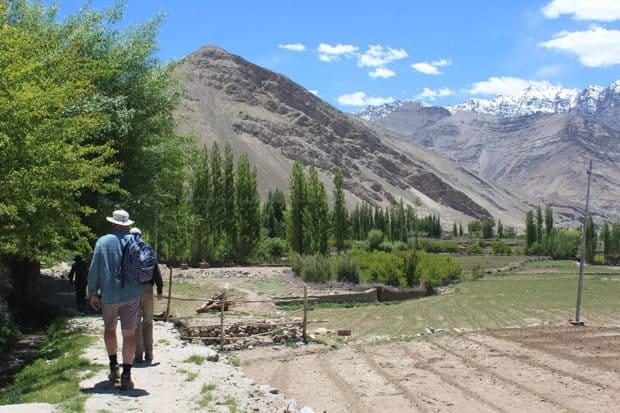 Hiking in Ladakh