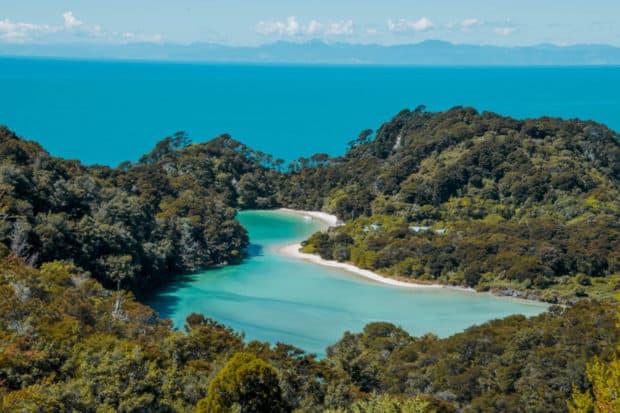 Abel Tasman National Park, South Island, New Zealand, Courtesy Sagittarius Voyage