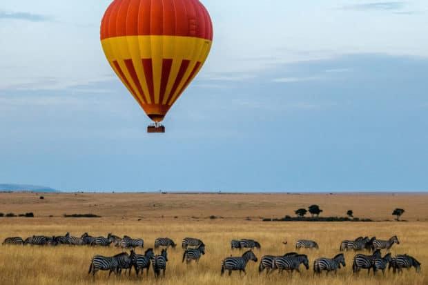 Maasai Mara National Reserve, Kenya, Courtesy Sutirta Budiman