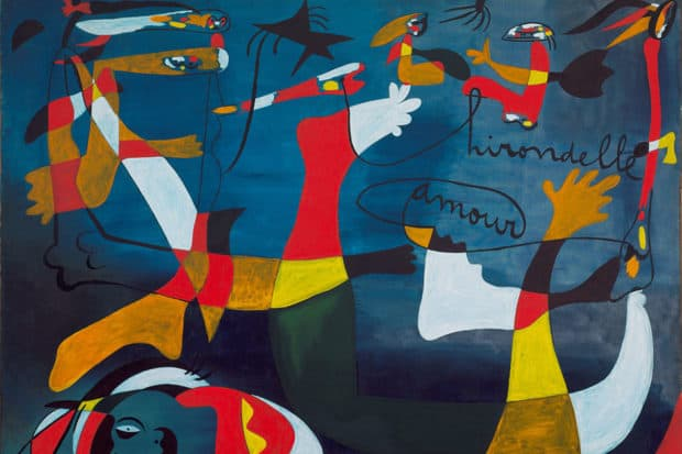 Joan Miró's