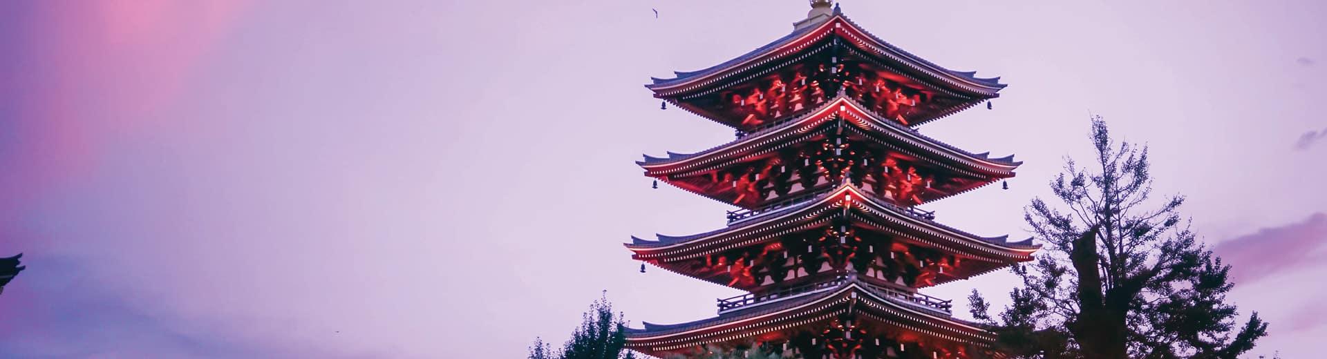 tokyo architecture pagoda