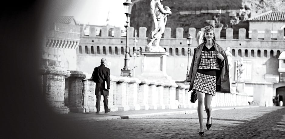 A Fashion Lover's Rome with Vogue