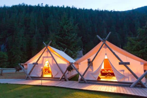 Courtesy Clayoquot Wilderness Resort