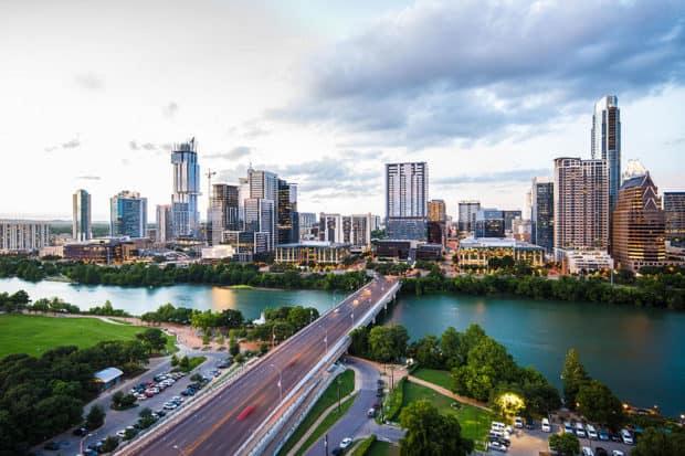 Austin, Texas, Courtesy Carlos Delgado