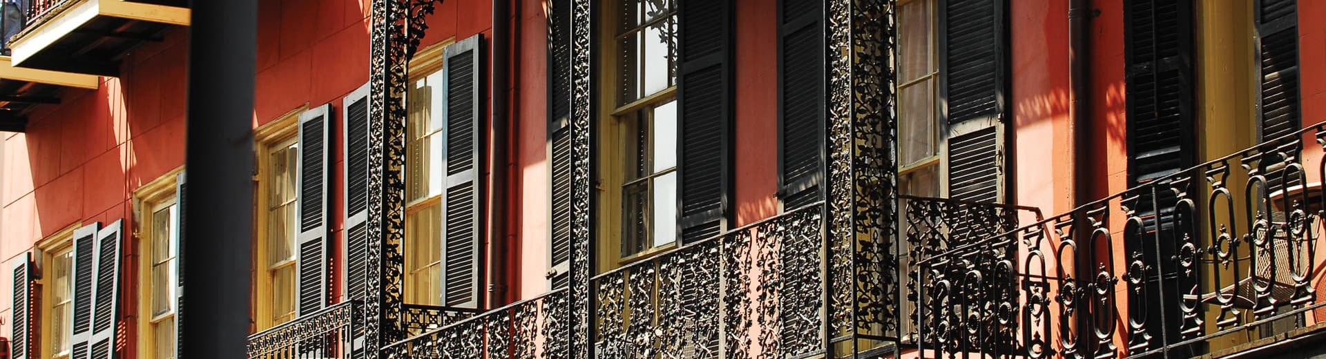 iron work in new orleans