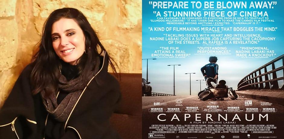 Nadine Labaki; Capernaum, Courtesy Erica Brigade