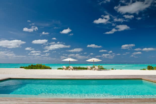 Courtesy Parrot Cay, Turks and Caicos.