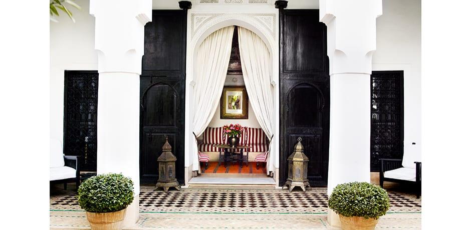 Jasper Conran's L'Hôtel Marrakech