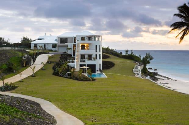 The Loren Residence, Courtesy Bermuda Tourism Authority