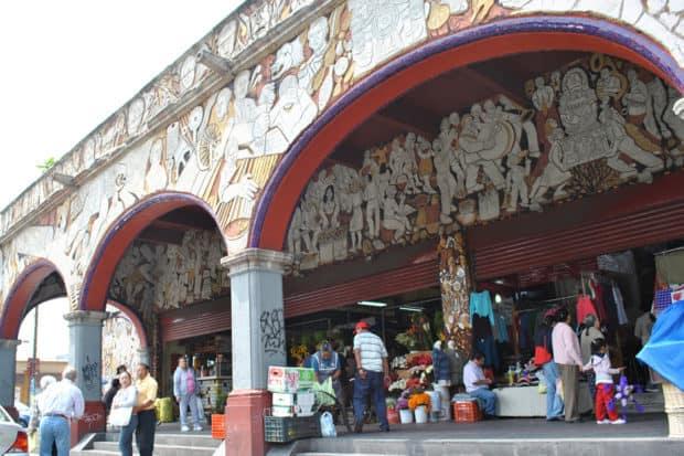 San Ángel Market