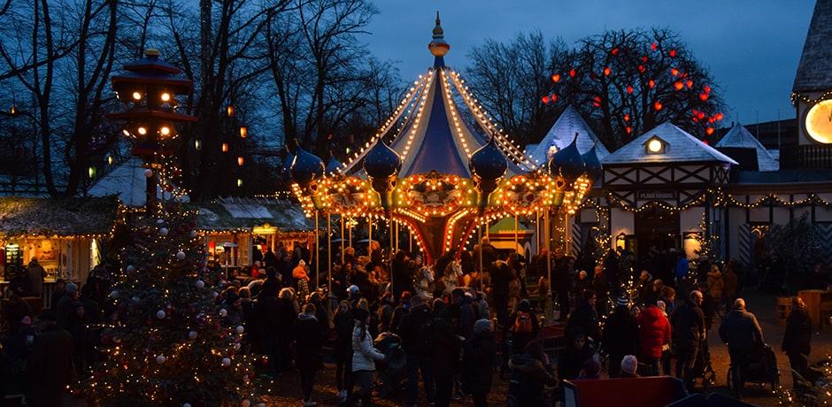 Copenhagen's Tivoli Gardens Market, Courtesy Maria Eklind
