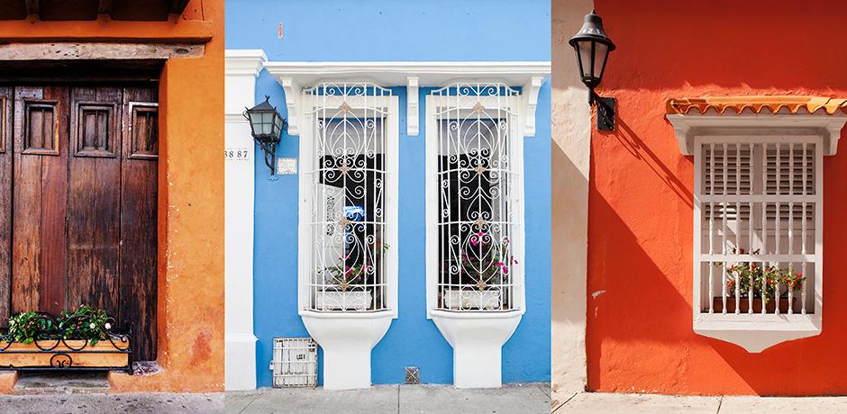 Cartagena, courtesy Casa San Agustin