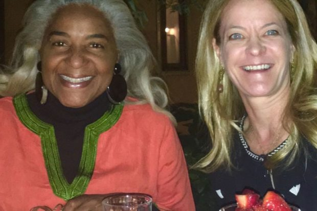 Indagare Global Conversations: Melissa Biggs and Hotelier and Architect Meryanne Loum-Martin