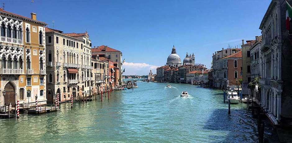 Venice canals, Courtesy of Annabelle Moehlmann
