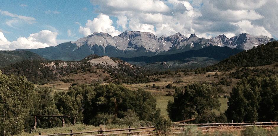 The Colorado Rockies. Courtesy Indagare