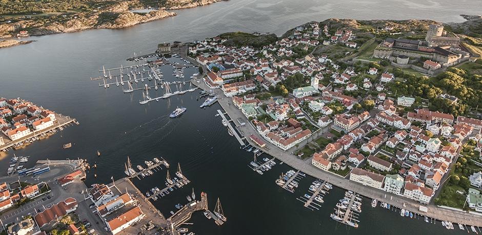 Marstrand, Bohuslän. Photo by Per Pixel Petersson courtesy Visit Sweden