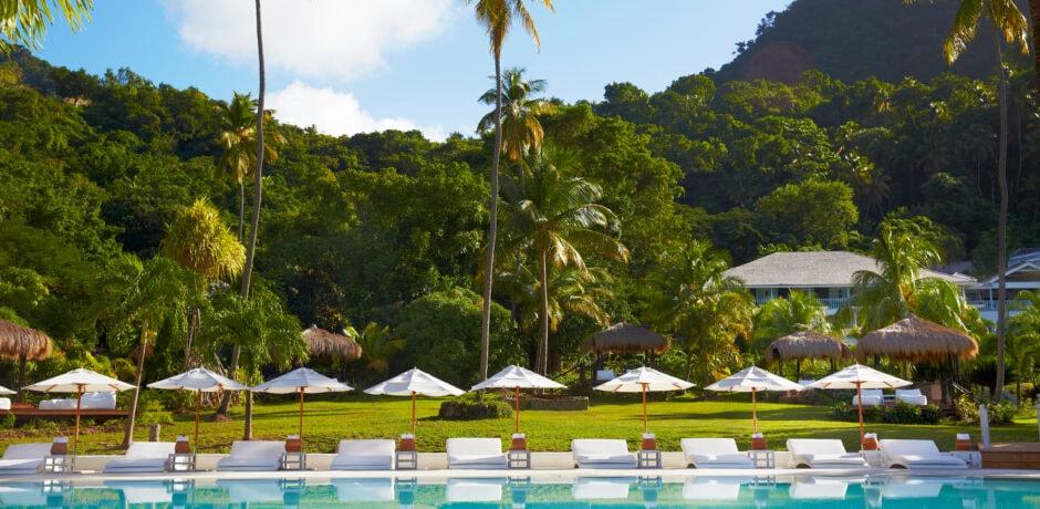 Courtesy of Sugar Beach, a Viceroy Resort, St. Lucia