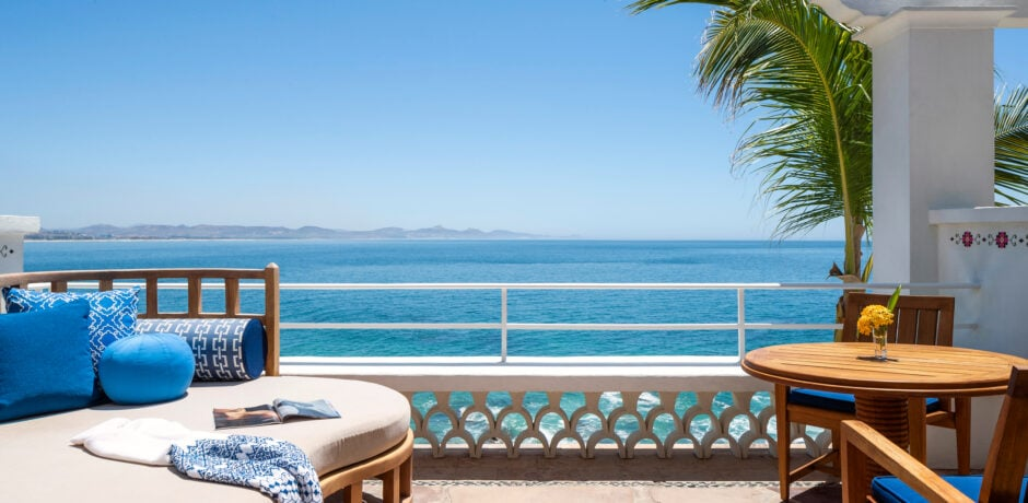One&Only Palmilla in Mexico. Photo courtesy of One&Only Palmilla
