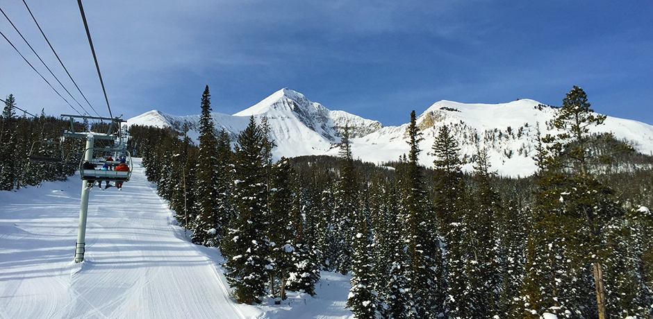 Big Sky Ski Resort, Montana. Courtesy Indagare