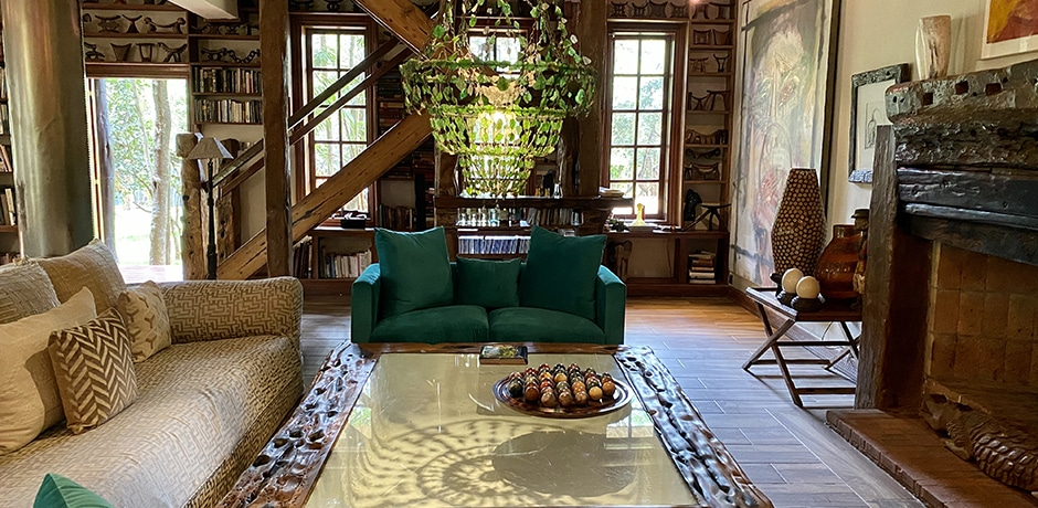 Inside Hotel Eden. Courtesy Indagare